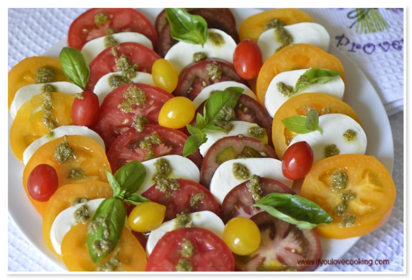 Salata caprese_2
