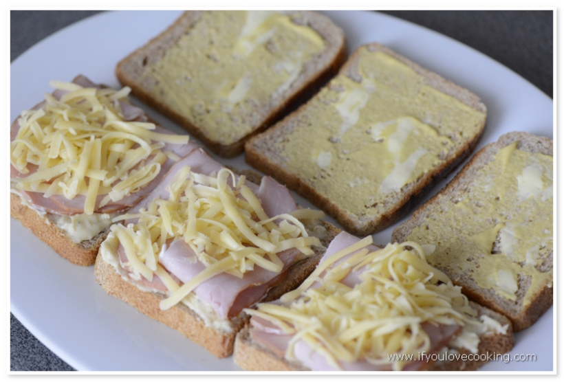 Croque Monsieur 4