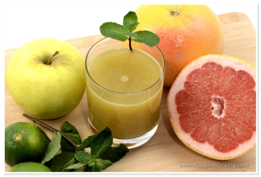 Grapefruits, mere, menta & lime_1