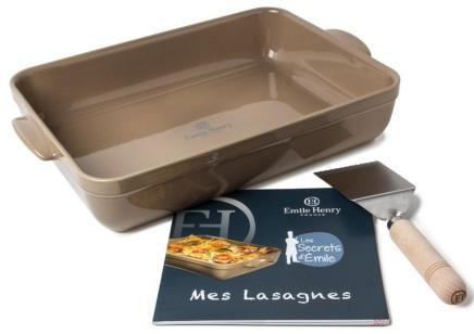 Emile Henry tava Lasagna