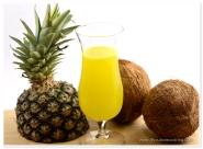 Suc de ananas & cocos