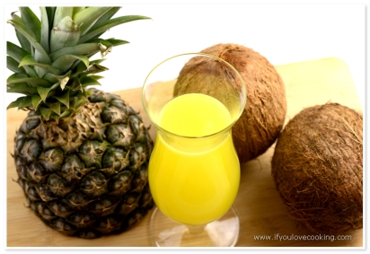 Suc de ananas & cocos_1