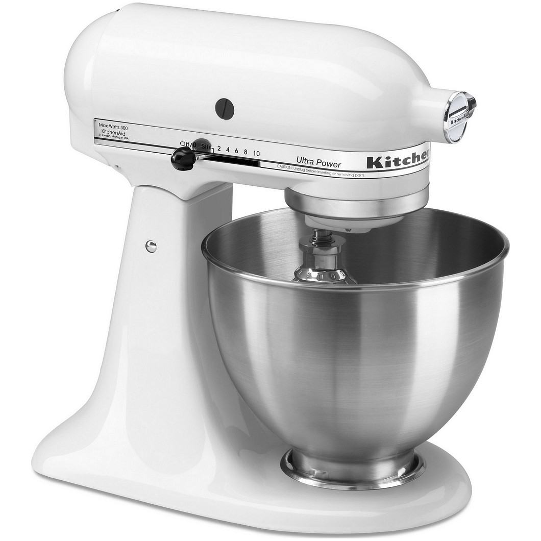 Review – Mixer KitchenAid Artisan   If You Cooking on