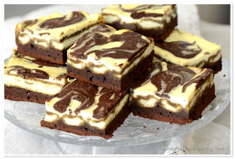 Prajitura Brownies Tiramisu_7