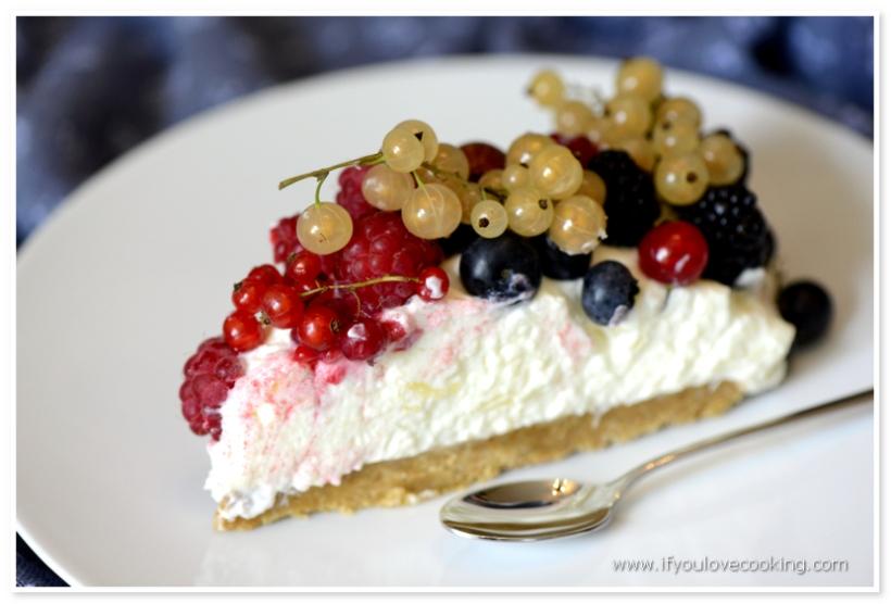 Cheesecake cu fructe_5