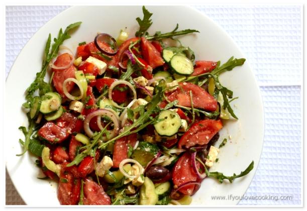 Salata grecesca