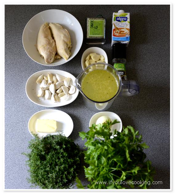Supa de pui cu usturoi_1
