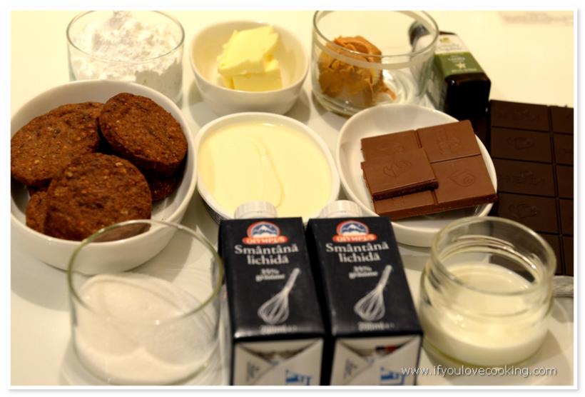 Tarta de ciocolata cu unt de alune_1