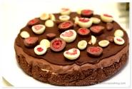 Tarta de ciocolata cu unt de alune_2