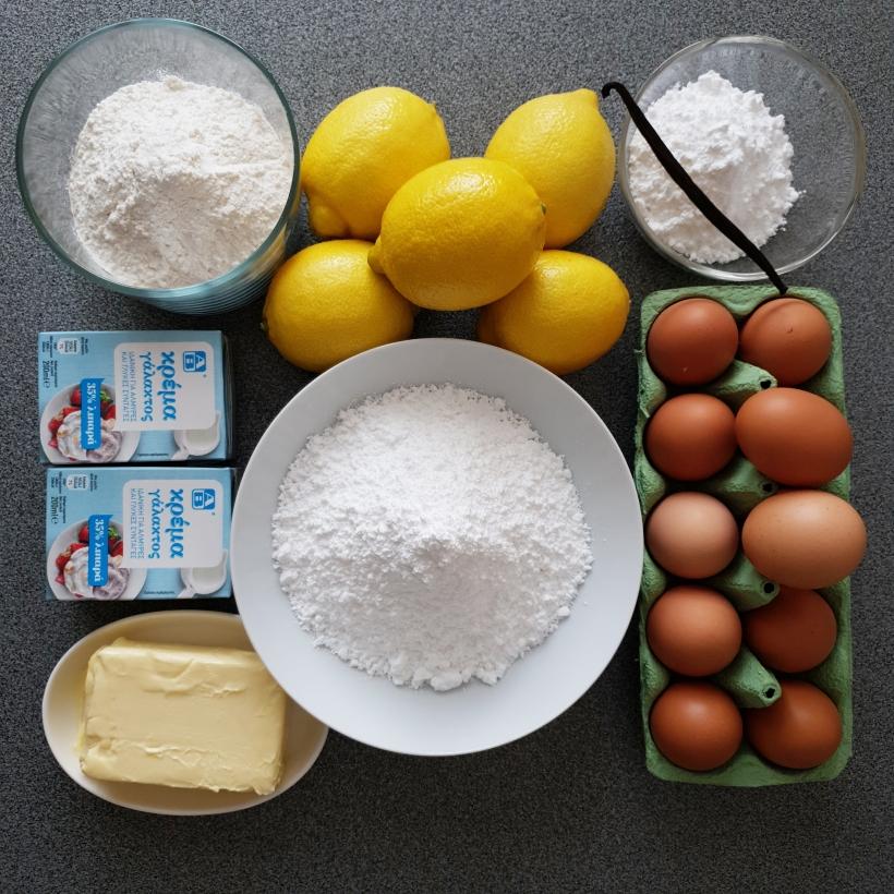 Lemon tart 1