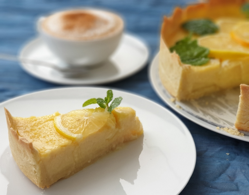 Lemon tart 5