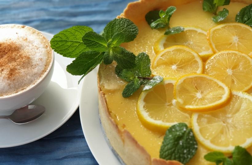 Lemon tart 7